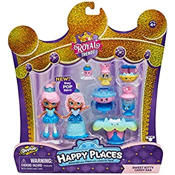 Shopkins Happy Places Welcome Pack - Sweet Ki | Shopkin.Toys - Image 1