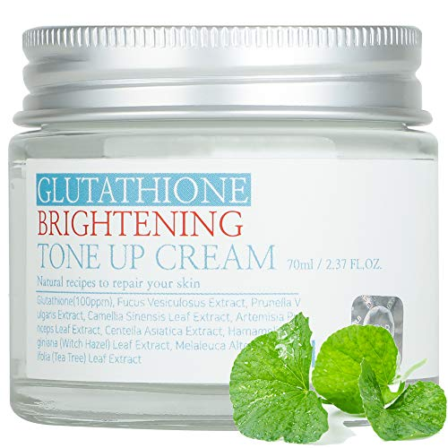 APLB Glutathione Brightening Tone Up Cream 2.37FL.OZ / Korean Skin Care, Intensively Hydrating, Soothing, Provide elastic and youthful skin