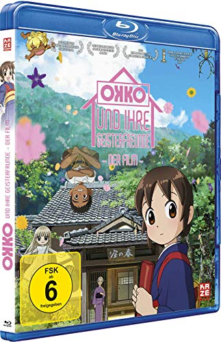 Okko und ihre Geisterfreunde - Der Film - [Blu-ray]