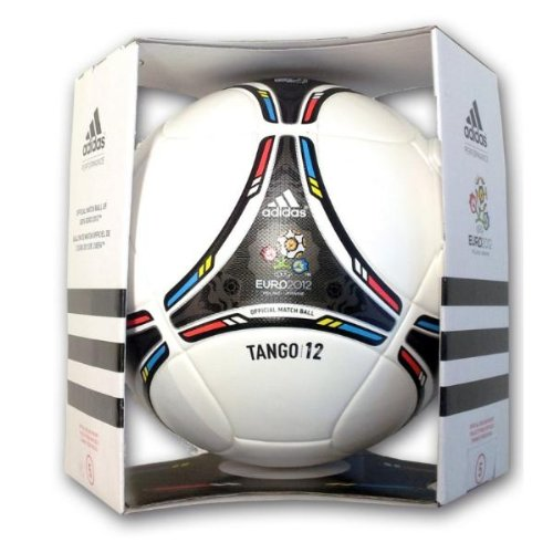 Match Ball Adidas Tango 12 [EURO 2012 Poland/Ukraine]