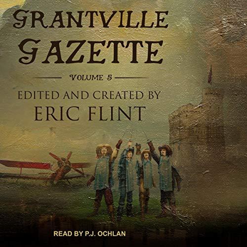 Grantville Gazette, Volume V Titelbild