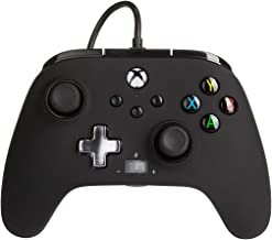 PowerA Enhanced Wired Controller for Xbox - Black Gamepad, Wired Video Game Controller, Gaming Controller, Xbox Series X S