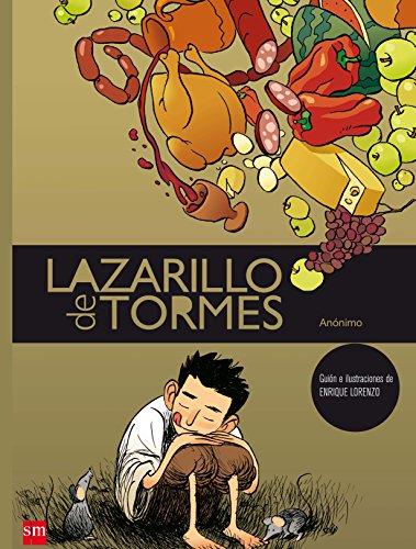 Lazarillo de Tormes (Clasicos en cómic)
