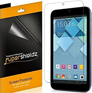 (3 Pack) Supershieldz Anti Glare and Anti Fingerprint (Matte) Screen Protector for Alcatel Onetouch Pixi 7 Tablet