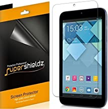 (3 Pack) Supershieldz for Alcatel Onetouch Pixi 7 Tablet Screen Protector, High Definition Clear Shield (PET)