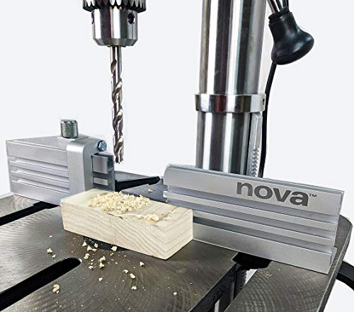NOVA Drill Press Accessory Fence 71005