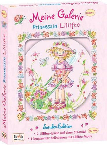 Prinzessin Lillifee - Meine Galerie - Motiv 1 (Waldklinik/Blumengarten) [import allemand]