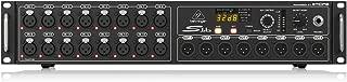 BEHRINGER S16 16-Channel Digital Snake Black