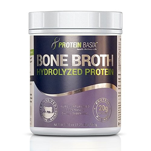 Protein Basix Bone Broth Protein Powder