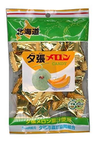 札幌グルメフーズ 夕張メロンキャンディー 90g ×10個