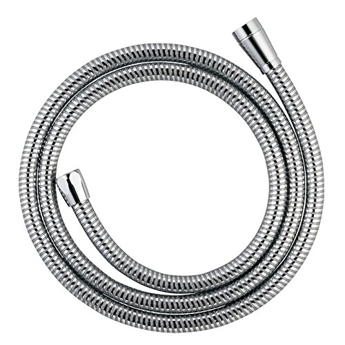 SANEI PS30-570TXB-1.8 Shower Hose, Platinum Hose, Length 5.9 ft (1.8 m)