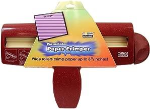Uchida 8.5-inch Straight Corru-gator Paper Crimper
