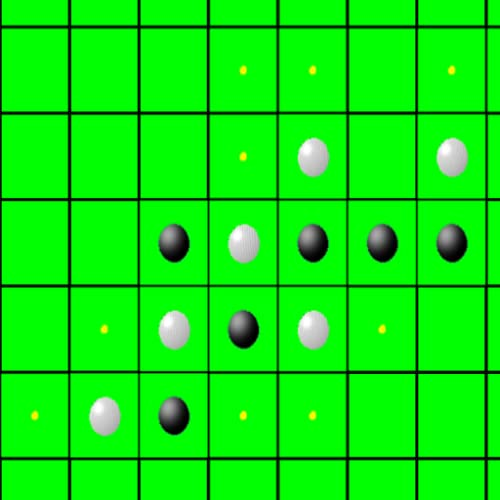 Othello or Reversi is a strategy board game.
