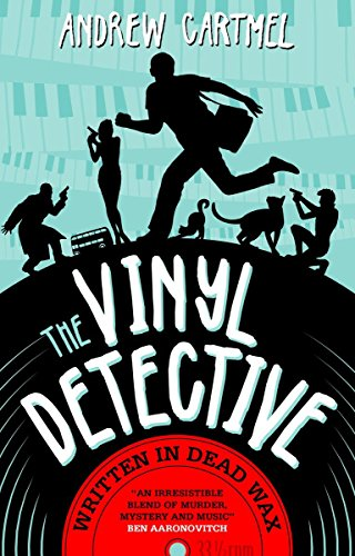 Image of The Vinyl Detective Mysteries - Written in Dead Wax: A Vinyl Detective Mystery 1
