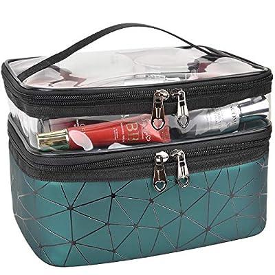 MKPCW Makeup Bags Double