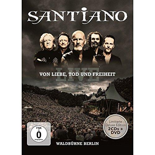 Von Liebe,Tod und Freiheit - Live (Limited Deluxe Edition)