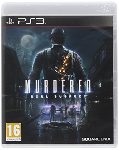 Murdered: Soul Suspect PS-3 UK multi [Importación inglesa]