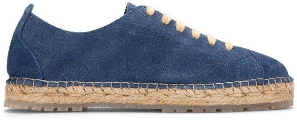 Kenneth Cole New York Unisex Zane Suede Espadrille Sneaker
