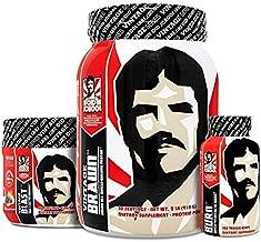 The Lean Muscle Stack - Vintage Burn (Fat Burner), Vintage Brawn (Premium Protein Blend), Vintage Blast (Two-Stage Pre-Workout)