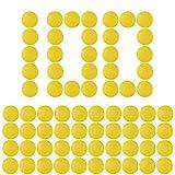 Yosoo Accesorio para chaleco de dardos Nerf Elite (bola amarilla)