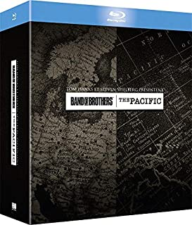 Band of Brothers + The Pacific - Blu-ray - HBO (B00TKWNUPG) | Amazon price tracker / tracking, Amazon price history charts, Amazon price watches, Amazon price drop alerts