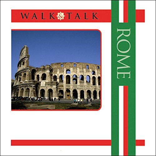 Walk and Talk Rome audiobook cover art