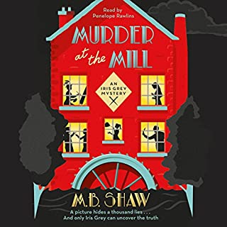 Murder at the Mill cover art
