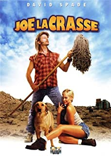 The Adventures of Joe Dirt Movie Poster (27 x 40 Inches - 69cm x 102cm) (2001) French -(David Spade)(Dennis Miller)(Adam Beach)(Christopher Walken)(Jaime Pressly)(Caroline Aaron)