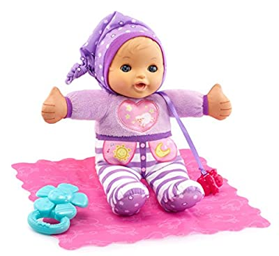 VTech Baby Amaze Sleep and Soothe Lullaby Doll