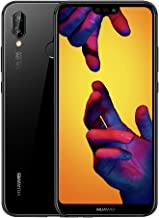 HUAWEI P20 Lite 64 GB 5.8-Inch FHD+ FullView Android SIM-Free Smartphone with 16MP Dual Camera, Dual SIM, Midnight Black, UK Version, Amazon Exclusive