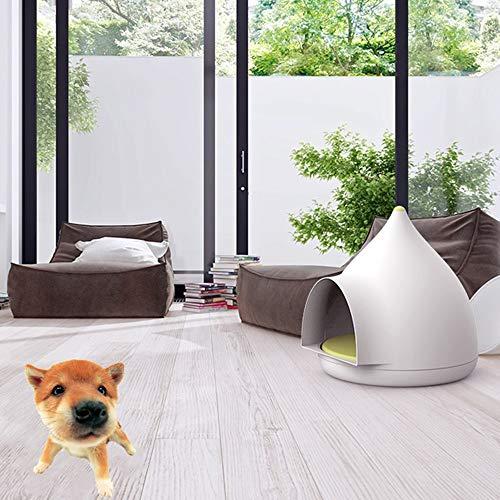 DC Wesley Cat Bett Geschlossen Katzentoilette Katzenhaus-Haustier-Nest-Four Seasons Allgemeiner Teddy Kleine Hundehütte Tierbedarf 50 * 32,5 * 52cm