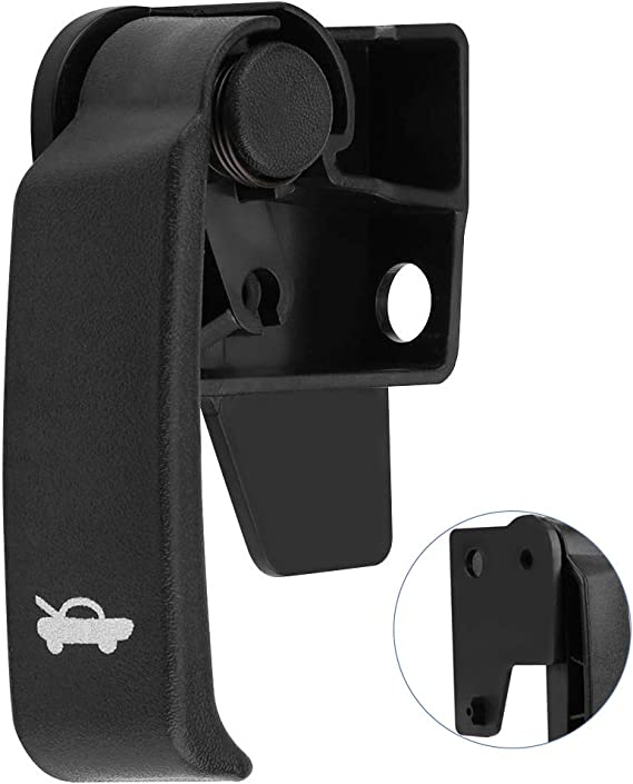 Details about  /Chevrolet Express GMC Savana Primary Hood Latch Release CABLE w// Handle new OEM