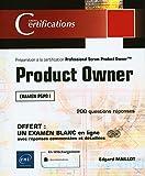 Product Owner - Préparation à la certification Professional Scrum Product Owner (examen PSPO I)