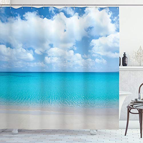 Ambesonne Ocean Shower Curtain