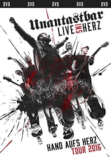 Unantastbar - Live ins Herz (LTD. Erstauflage inkl. USB-Stick) [2 DVDs]