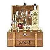Cofre Gin Tonic Premium - SANTAMANIA Gin Reserva