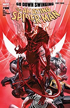 [Dan Slott, Alex Ross, Stuart Immonen]のAmazing Spider-Man (2015-2018) #799 (English Edition)
