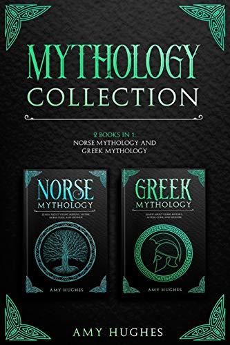 Mythology Collection: 2 Books in 1: Norse Mythology and Greek Mythology