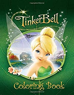 Best tinkerbell coloring pages for adults Reviews