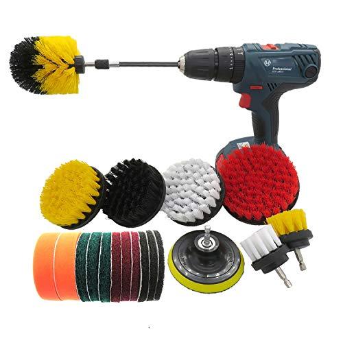 Cepillo de limpieza de taladro eléctrico Cepillo eléctrico