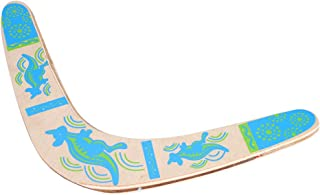 Wooden Boomerang, Outdoor Games Sports Toy, Recreational For Throwers Kids And Adults for Sports Outdoor Sports