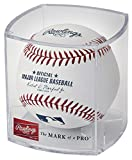 Rawlings Official 2020 Baseball of Major League Baseball (MLB), with Display...