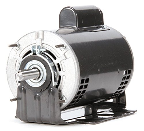 Dayton 3/4 HP Direct Drive Blower Motor, Capacitor-Start, 1725 Nameplate RPM, 115/208-230 Voltage, Frame 56 - 4YU35