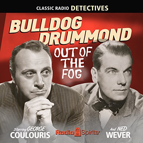 Bulldog Drummond: Out of the Fog cover art