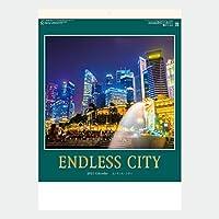 2021年 壁掛け カレンダー 2点 ・エンドレスシティ 世界の夜景 ・ナイトスケープ 丑年