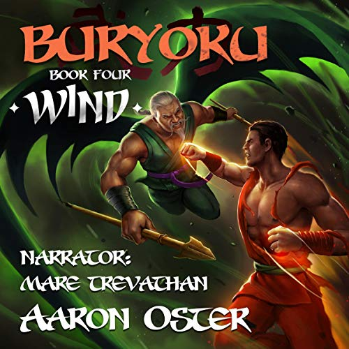 Wind Audiobook By Aaron Oster cover art