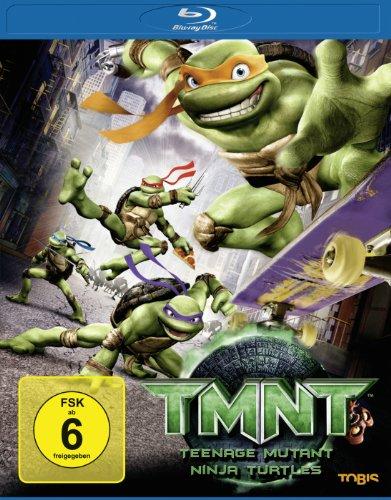 TMNT - Teenage Mutant Ninja Turtles [Blu-ray]