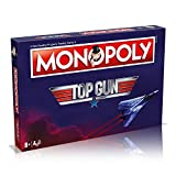 Image of Winning Moves Top Gun Monopoly Board Game