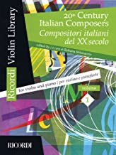 italian composers of the 20th century