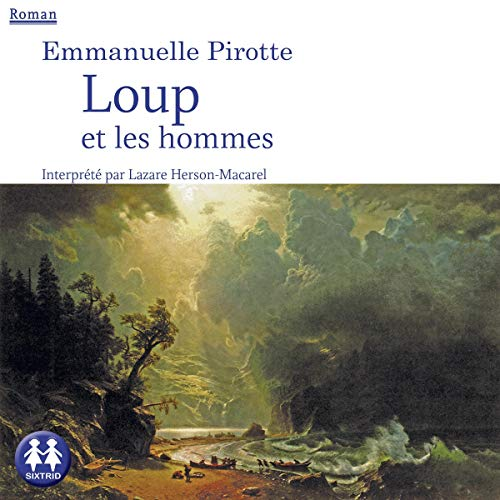 Loup et les hommes audiobook cover art